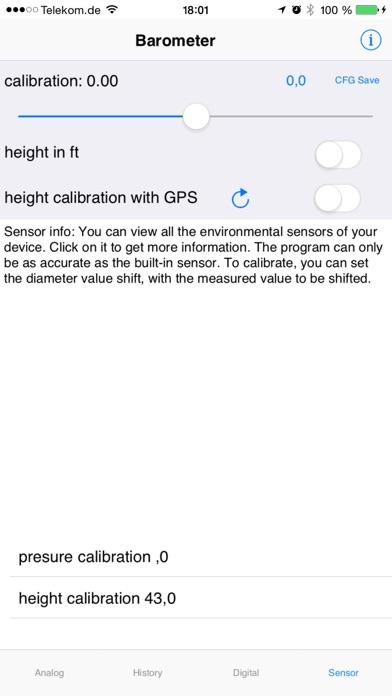 Barometer plus Altimeterのおすすめ画像5
