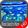 Rhode Island to Maine HD chart