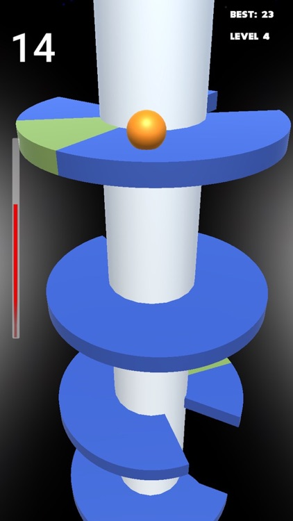 Helix Jump ball screenshot-1