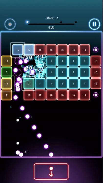 Bricks Breaker Quest screenshot-0