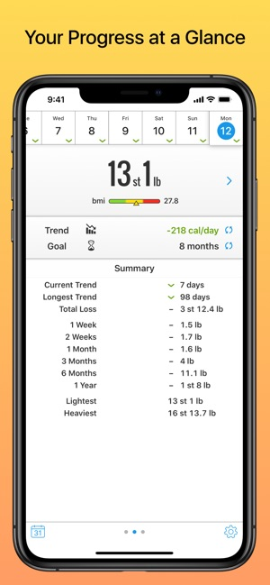 Weight Diary Lite On The App Store