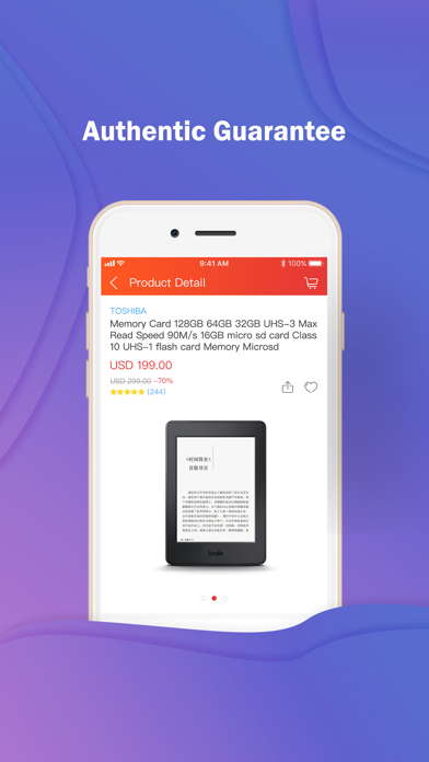 Fastbuy – shopping change life screenshot two