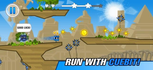 Run Shapes Screenshot