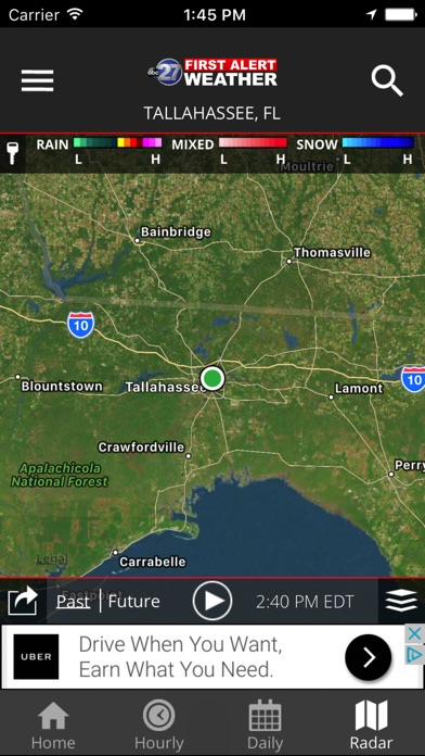 WTXL First Alert Weather for Windows