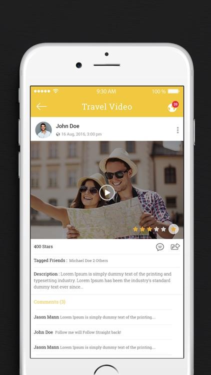 BStar- Share Things To Meetup screenshot-3