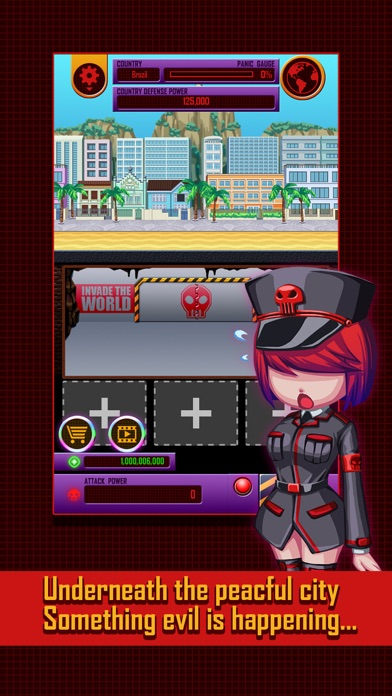 World Invader screenshot one