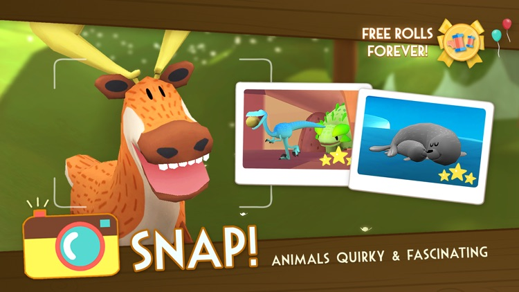 Snapimals Love Amazing Animals screenshot-0