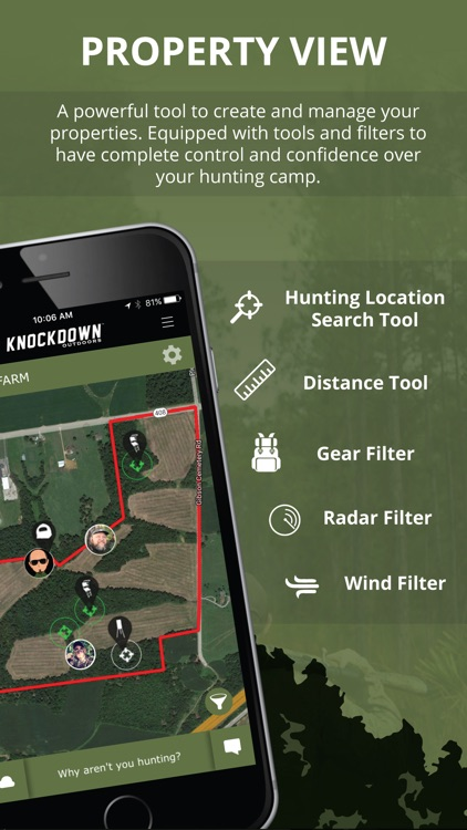 Knockdown Outdoors Hunting App screenshot-0