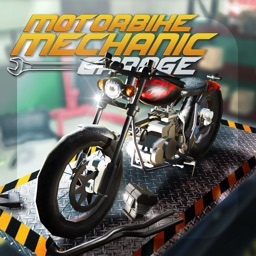 Motorbike Mechanic Garage