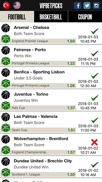 VIP BETTING PICKS - Sports Bet screenshot-3