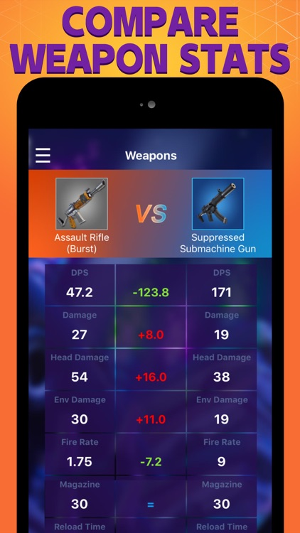 Stats Tracker for Fortnite