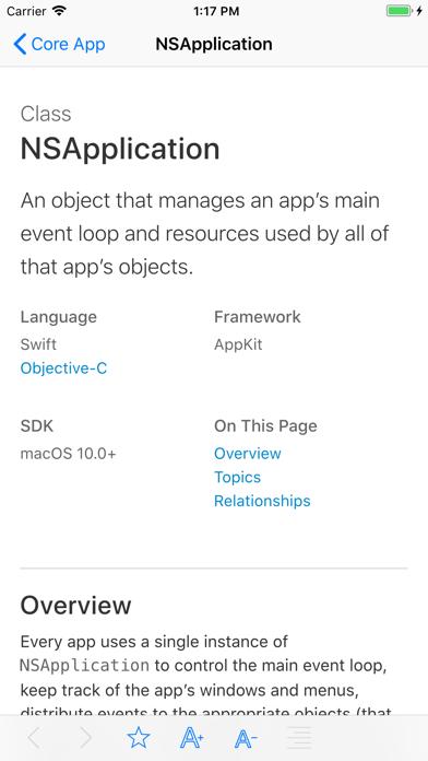 iDocSet Screenshots