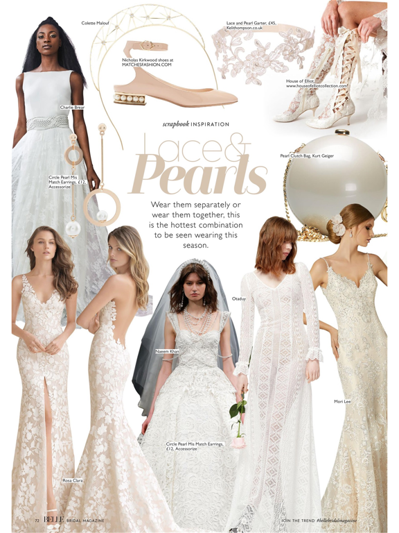 Belle Bridal magazine screenshot 10