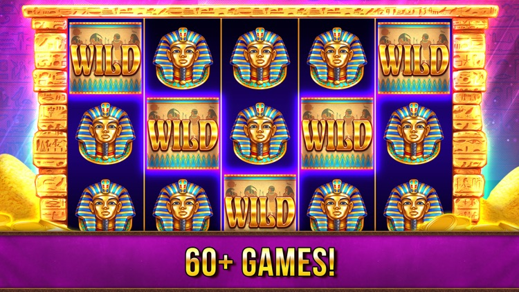 Slots Pharaohs ™ Vegas Casino screenshot-1
