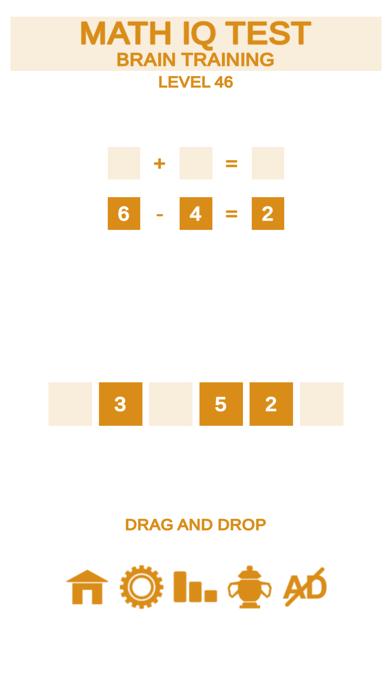 Math IQ Test + Brain Training screenshot 5