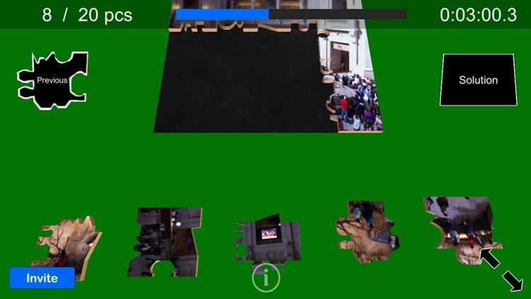 Jigsaw Puzzle 500+ screenshot-3