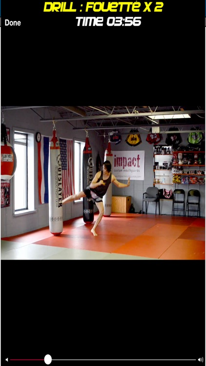KoL Kickboxing Workout screenshot-3