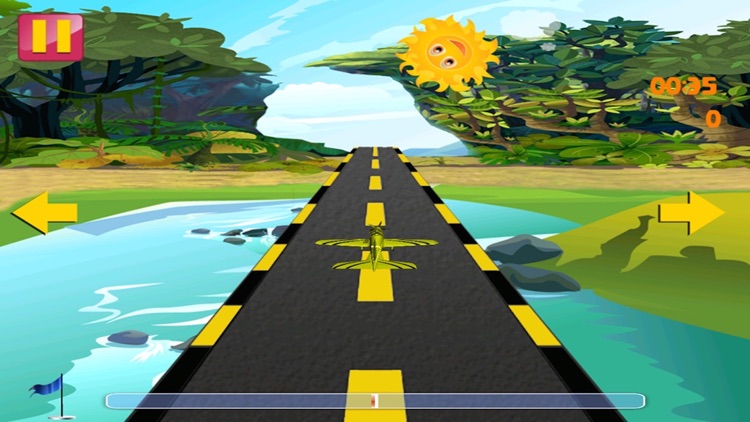 Flight Hero - Runway War Plane screenshot-3