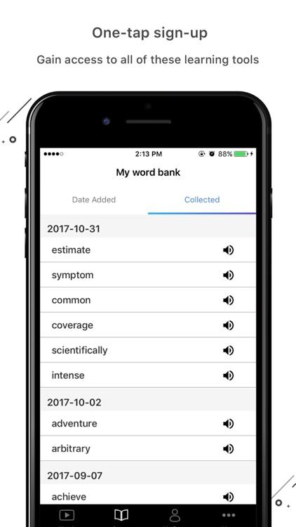 VoiceTube - English Learning screenshot-3