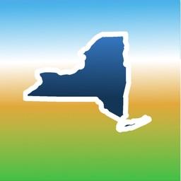 Aqua Map New York Lakes GPS