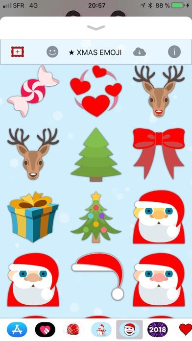 クリスマス絵文字 • Stickersのスクリーンショット4
