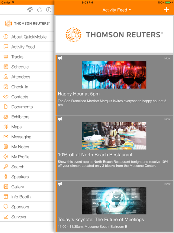 Thomson Reuters Passport | App Price Drops