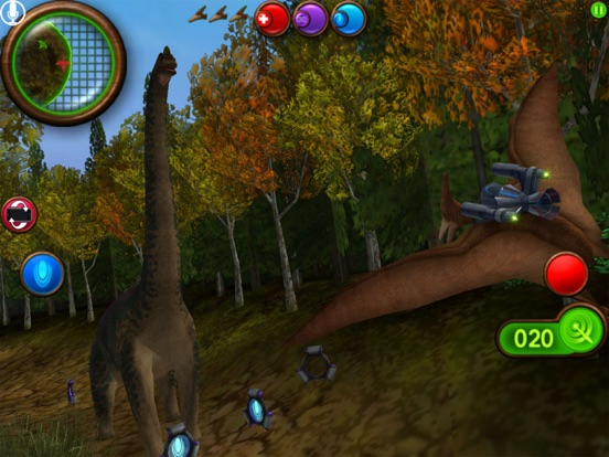 Nanosaur 2 Screenshots