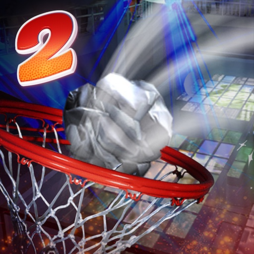 Basketball Paper Flick Pocket Pro 2 – The Top 2014 Free Basket Toss Arcade Games