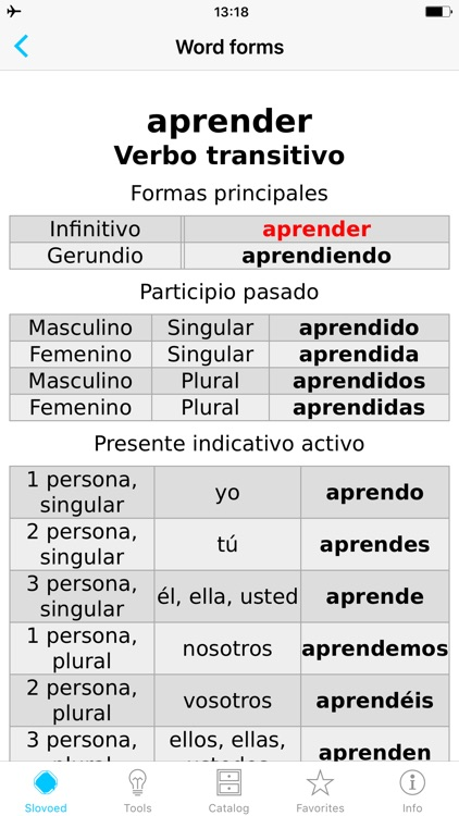 English <> Spanish Dictionary screenshot-4