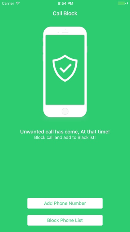 Call Blocker™ Pro screenshot-1
