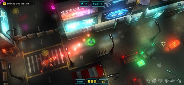 JYDGE Screenshot