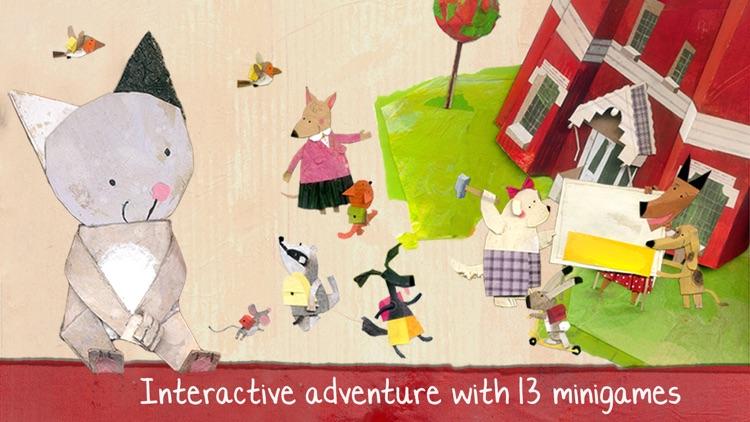 Lucy & Pogo Animal Storybook screenshot-0