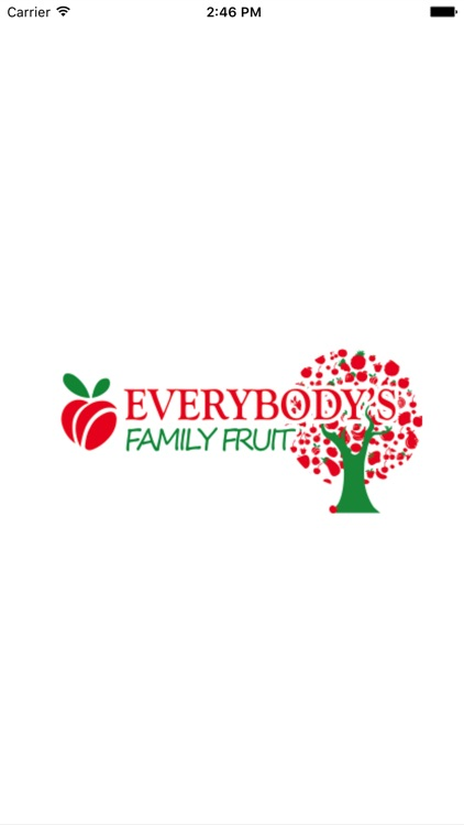 Everybody's Family Fruit