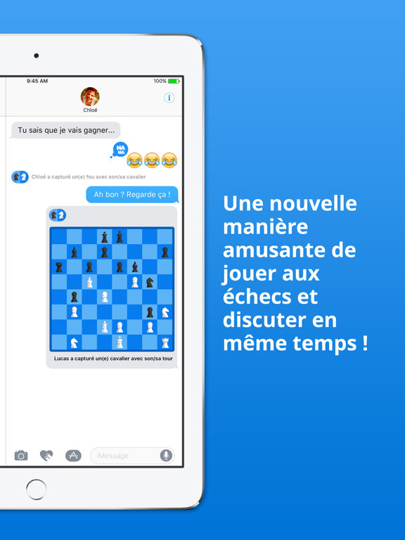 Screenshot #5 pour Échec et mat!