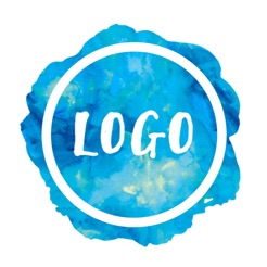 Watercolor Logo Maker - Small Business Logo Design on the App Store