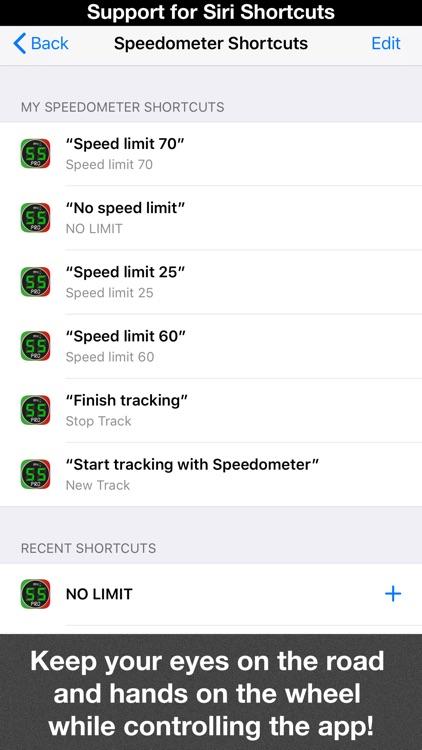 Speedometer 55 Pro. GPS kit. screenshot-5