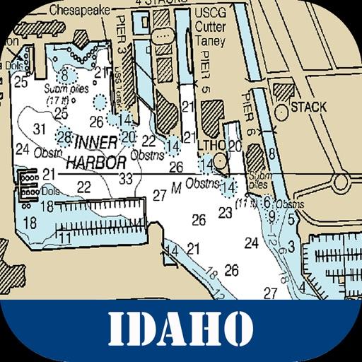 Idaho Raster Maps