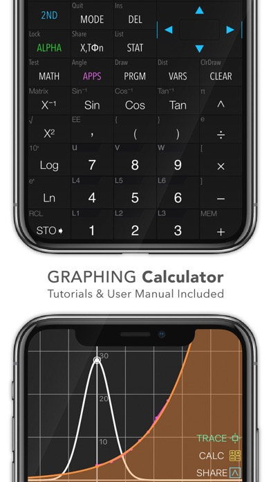 download Graphing Calculator Plus apps 1