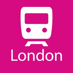 London Rail Map Lite
