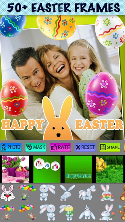 Easter Photo Frames HD screenshot-3