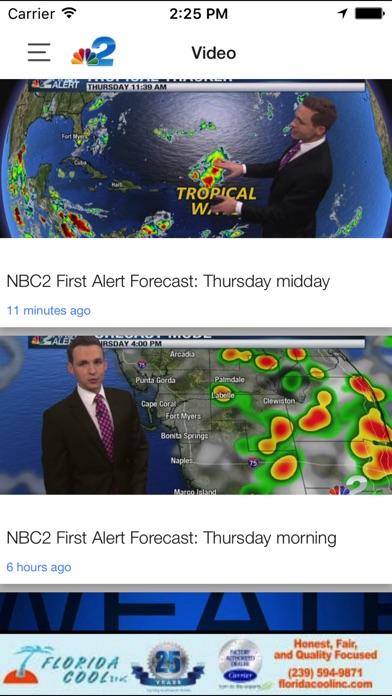 Nbc2 Wx review screenshots