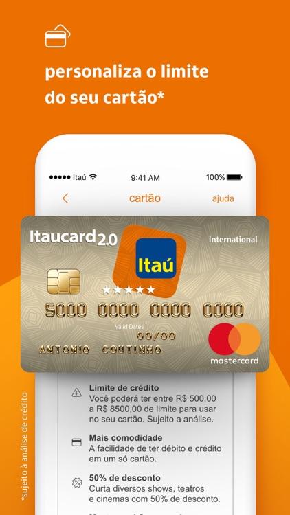 Itaú abreconta screenshot-4