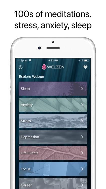Welzen: Mindfulness Lifestyle