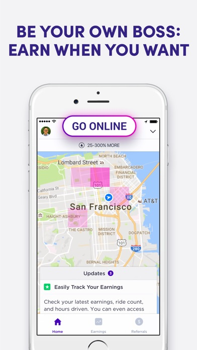 Lyft Driver The Created Just For Drivers Why Flexible Hours Driving With Is An Easy Way To Earn Money Whenever You Want