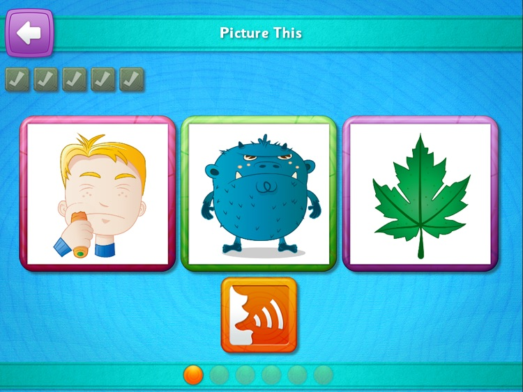Eggy Phonics 3 screenshot-1