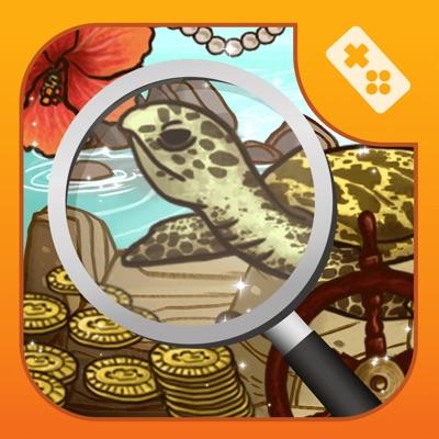 Hidden Treasure - Lost Island ios app