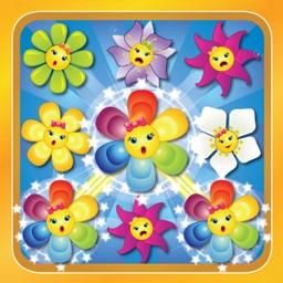 Blossom Flower Garden Match 3