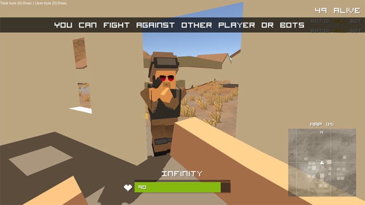 pixel unknown battle ground screenshot-4