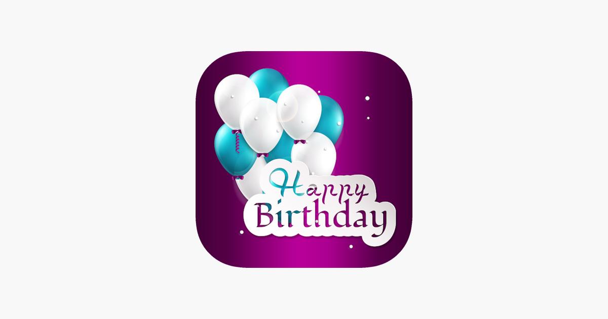 Happy Birthday Video Maker on the App Store