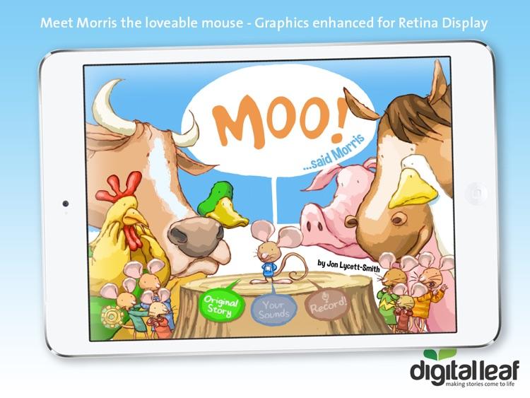 Moo Said Morris